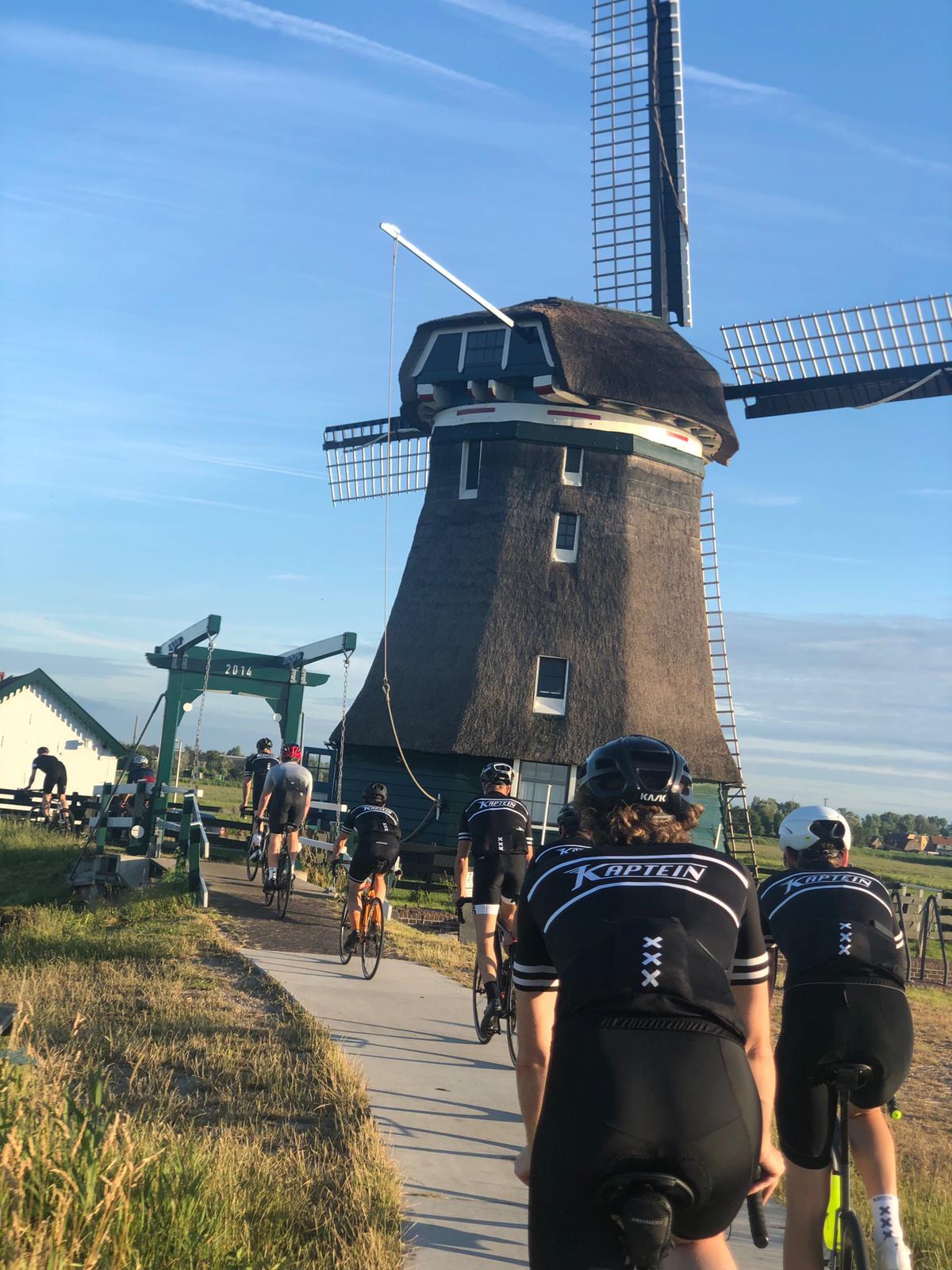 Route – Dijkjes